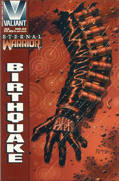 Eternal Warrior Vol 1 35