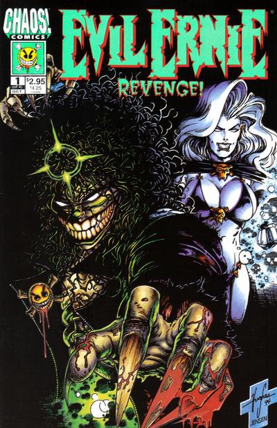 Evil Ernie: Revenge Vol 1