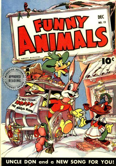 Fawcett's Funny Animals Vol 1 13