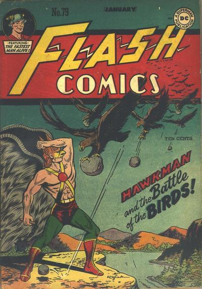 Flash Comics Vol 1 79