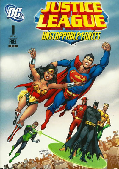 General Mills Presents: Justice League Vol 1