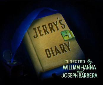Jerry's Diary