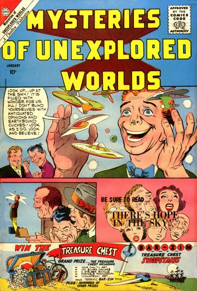 Mysteries of Unexplored Worlds Vol 1 22
