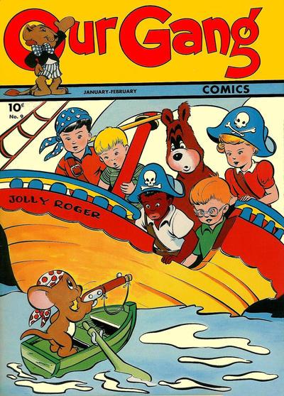 Our Gang Comics Vol 1 9