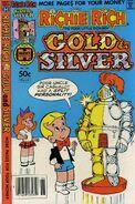 Richie Rich Gold & Silver Vol 1 36