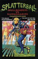 Splatterball Vol 1 1
