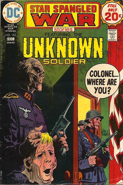Star-Spangled War Stories Vol 1 183