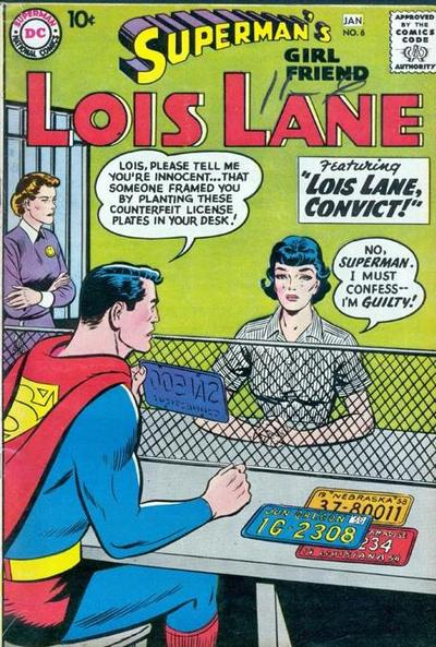 Superman's Girlfriend, Lois Lane Vol 1 6