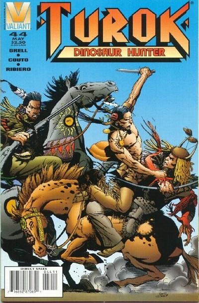 Turok, Dinosaur Hunter Vol 1 44