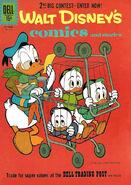 Walt Disney's Comics and Stories Vol 1 253