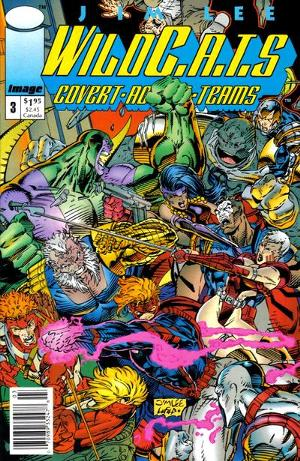 WildC.A.T.s: Covert Action Teams Vol 1 3