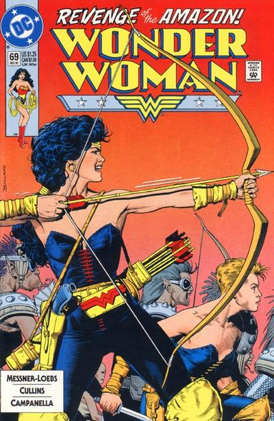 Wonder Woman Vol 2 69