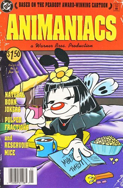 Animaniacs Vol 1 9