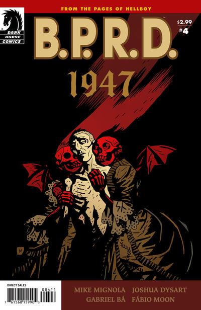 B.P.R.D.: 1947 Vol 1 4