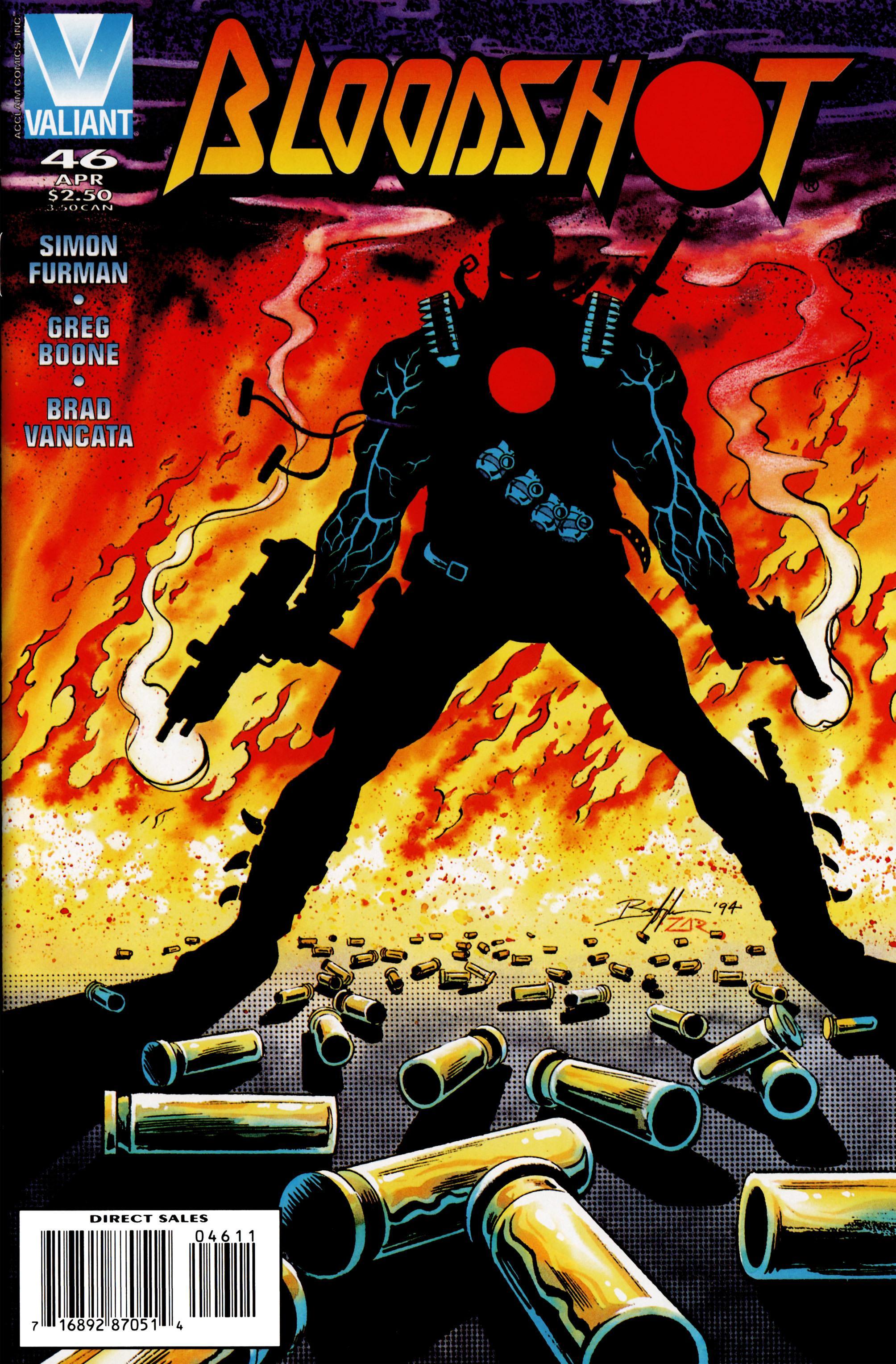 Bloodshot Vol 1 46