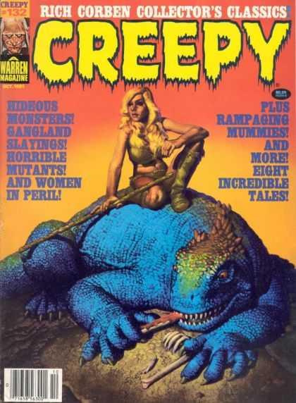 Creepy Vol 1 132