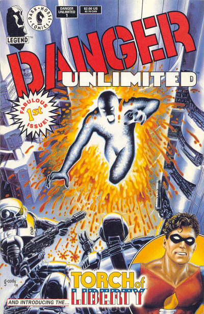 Danger Unlimited Vol 1