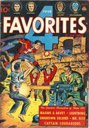 Four Favorites Vol 1 10