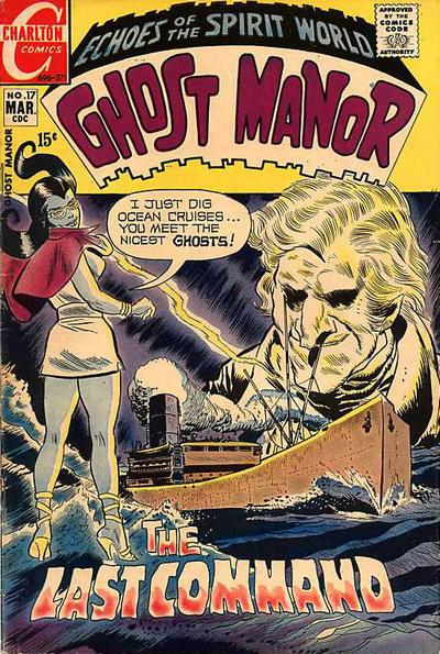 Ghost Manor Vol 1 17