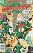 Green Lantern Corps Vol 1 223