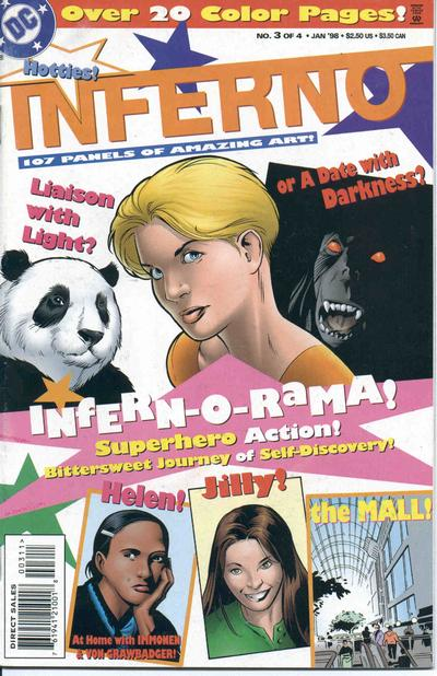 Inferno (DC) Vol 1 3