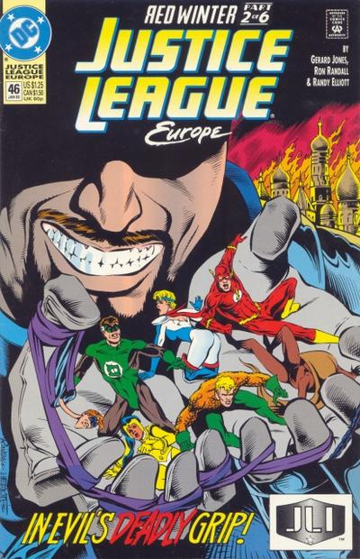Justice League Europe Vol 1 46