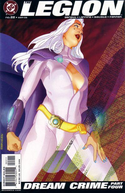 Legion Vol 1 22