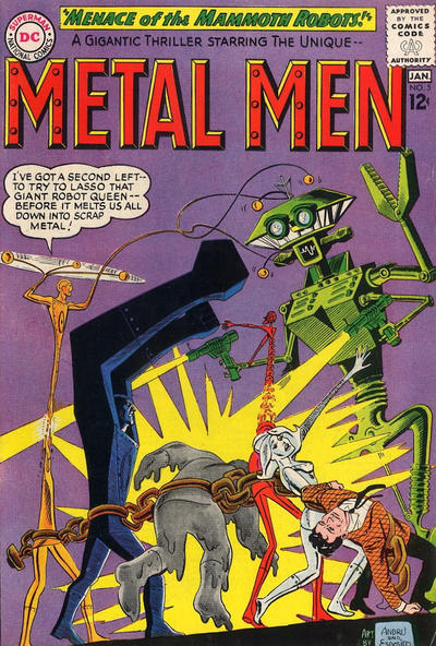 Metal Men Vol 1 5