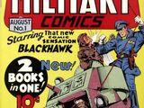 Military Comics Vol 1