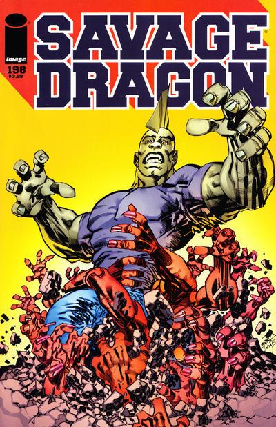 Savage Dragon Vol 1 198