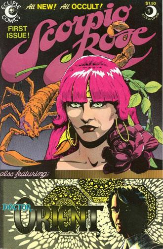 Scorpio Rose Vol 1