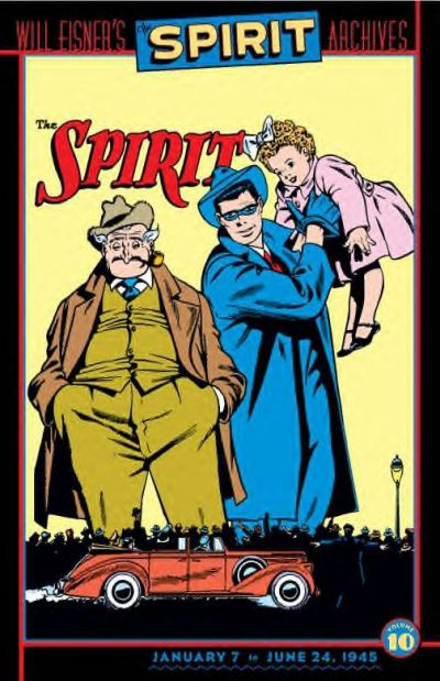 Spirit Archives Vol 1 10