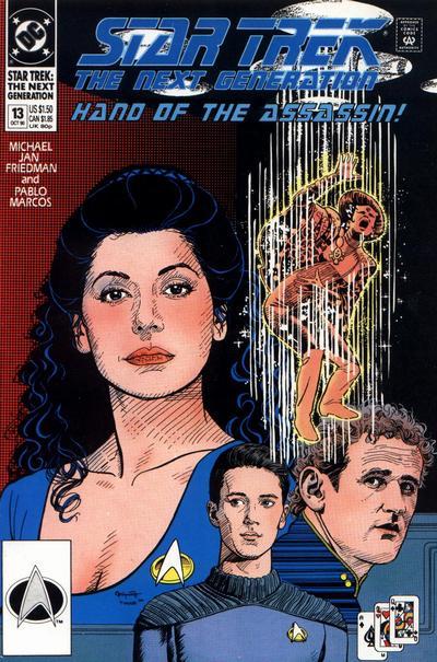 Star Trek: The Next Generation Vol 2 13