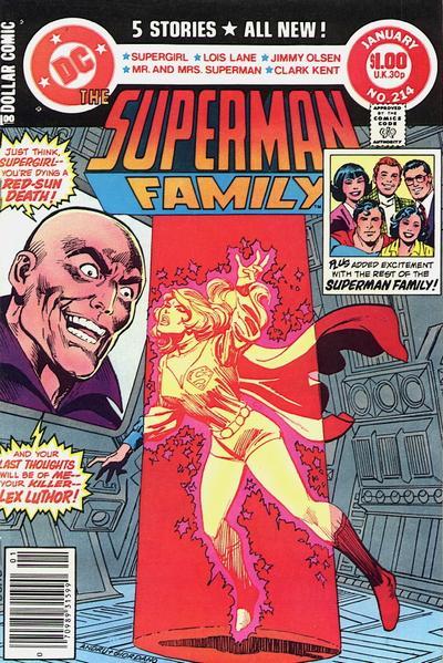 Superman Family Vol 1 214