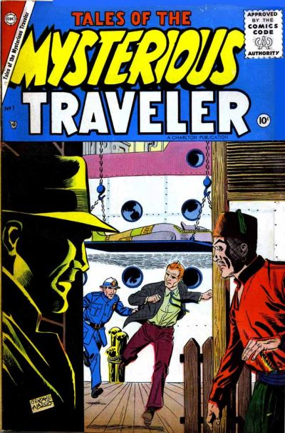 Tales of the Mysterious Traveler Vol 1