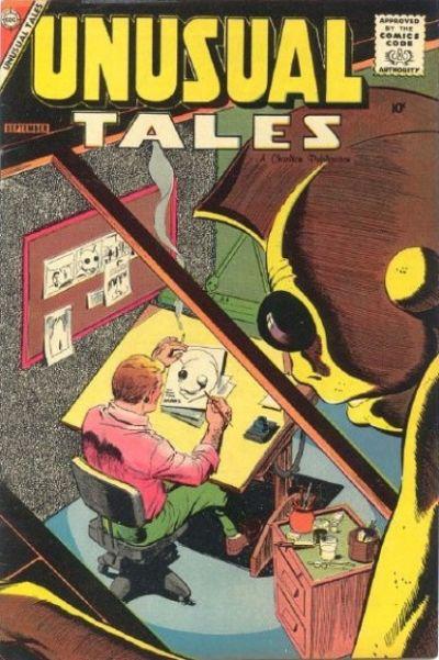 Unusual Tales Vol 1 13