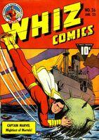 Whiz Comics Vol 1 26
