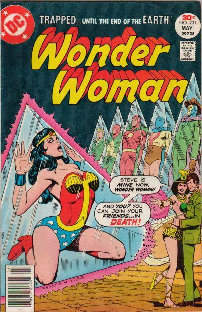 Wonder Woman Vol 1 231