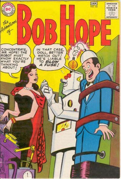 Adventures of Bob Hope Vol 1 60