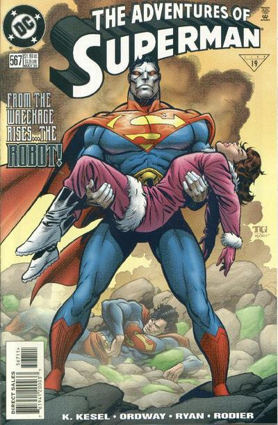 Adventures of Superman Vol 1 567