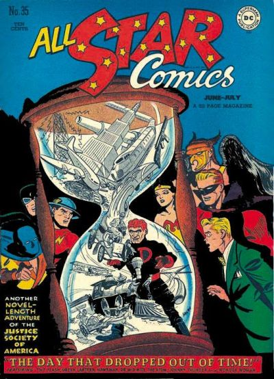 All-Star Comics Vol 1 35