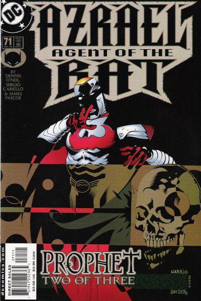 Azrael: Agent of the Bat Vol 1 71