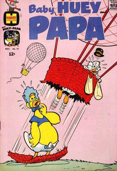 Baby Huey and Papa Vol 1 10