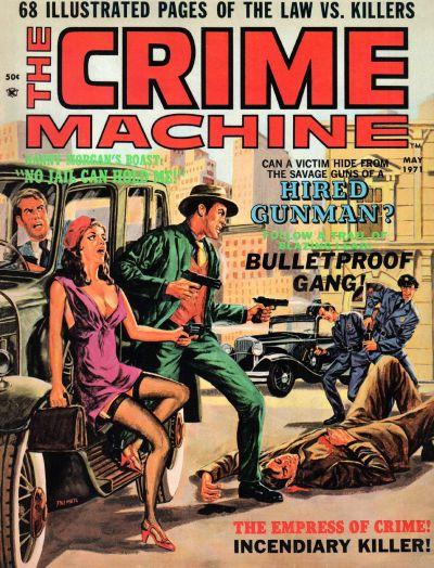 Crime Machine Vol 1 2