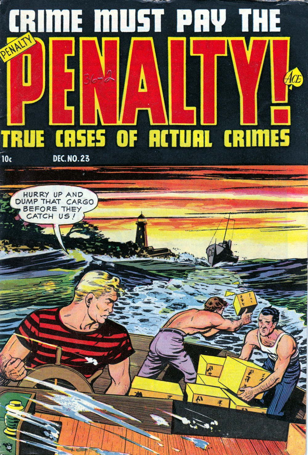Crime Must Pay the Penalty Vol 2 23
