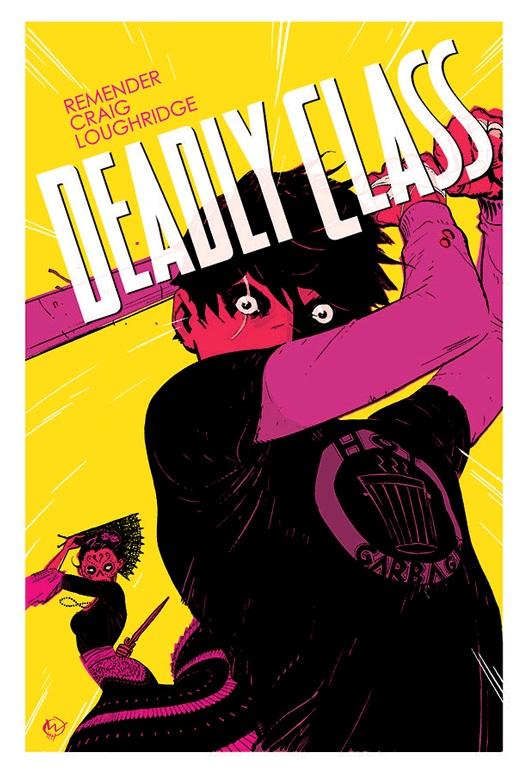 Deadly Class Vol 1 11