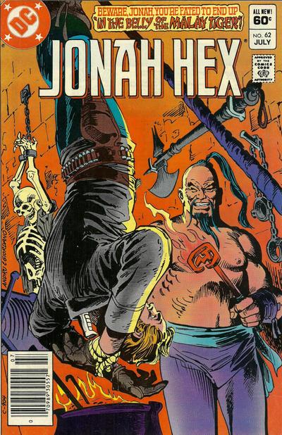 Jonah Hex Vol 1 62