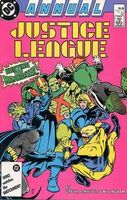Justice League Annual Vol 1 1