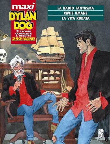 Maxi Dylan Dog Vol 1 3