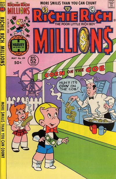 Richie Rich Millions Vol 1 89